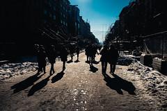 walking (Kostas Katsouris) Tags: people silhouette contrast fujifilm xt10 urban street sun snow cold sofia bulgaria