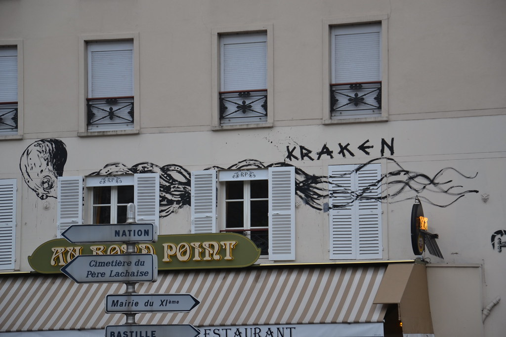 Populaire The World's Best Photos of kraken and streetart - Flickr Hive Mind HQ85