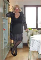 2017 - 01 - 01 - Karoll  - 115 (Karoll le bihan) Tags: femme feminization feminine travestis tgirl travestie travesti transgender effeminate transvestite crossdressing crossdresser travestisme travestissement féminisation crossdress lingerie escarpins bas stocking pantyhose stilettos