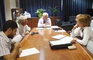Συνάντηση Υπουργού Δικαιοσύνης με ΚΟΠ και Σύνδεσμο Διαιτητών