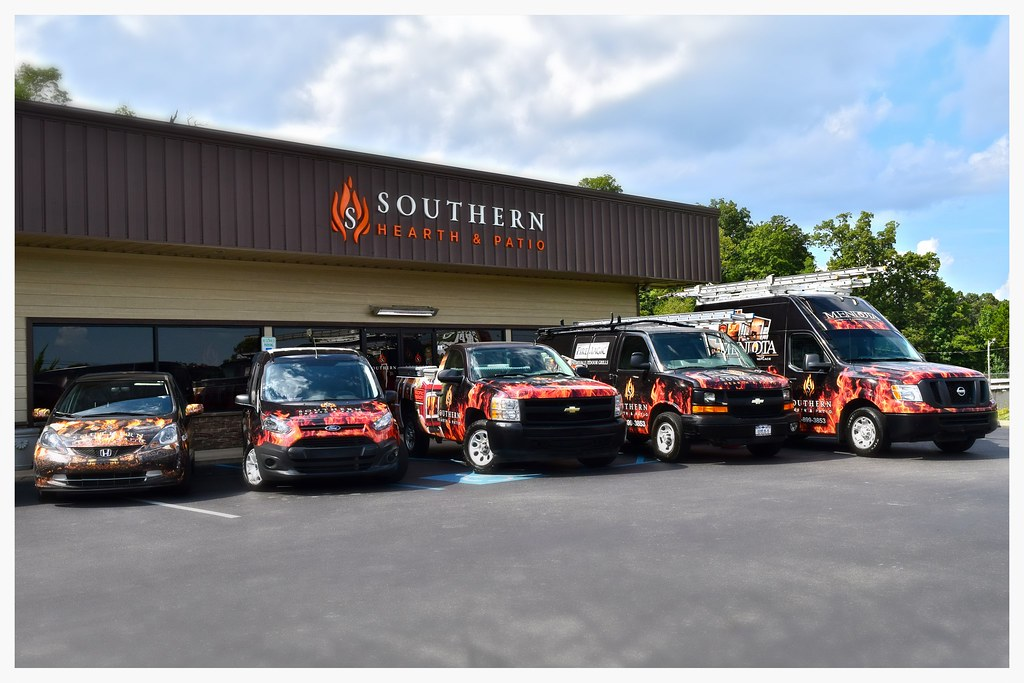 Southern Hearth and Patio Showroom # 21