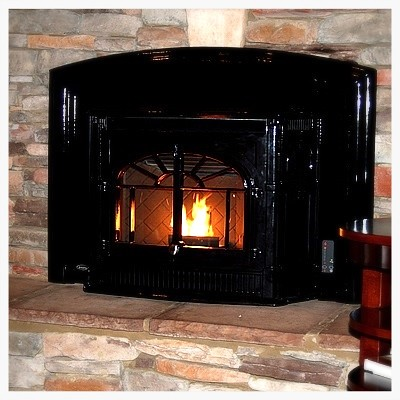 Enviro Westport Pellet Burning Insert