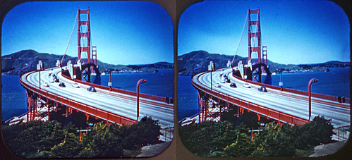 San Francisco - Golden Gate Bridge by Olivander.