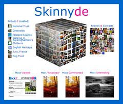My Flickrversary (Skinnyde) Tags: photoshop flickr skinnyde contacts flickrversary oneyear groups