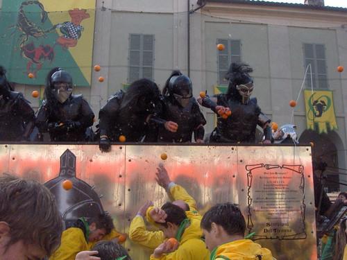 Il Carnevale di Ivrea - new team