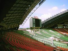 seats still available... (POCKET_ROCKET) Tags: football colours stadium seats malaysia shah alam