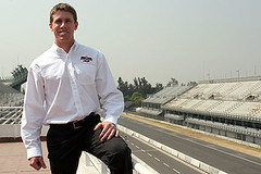 Carl Edwards at Mexico City Racetrack 2006 (mbennett - Carl Edwards) Tags: 2006 nascar carledwards mexicoracetrack