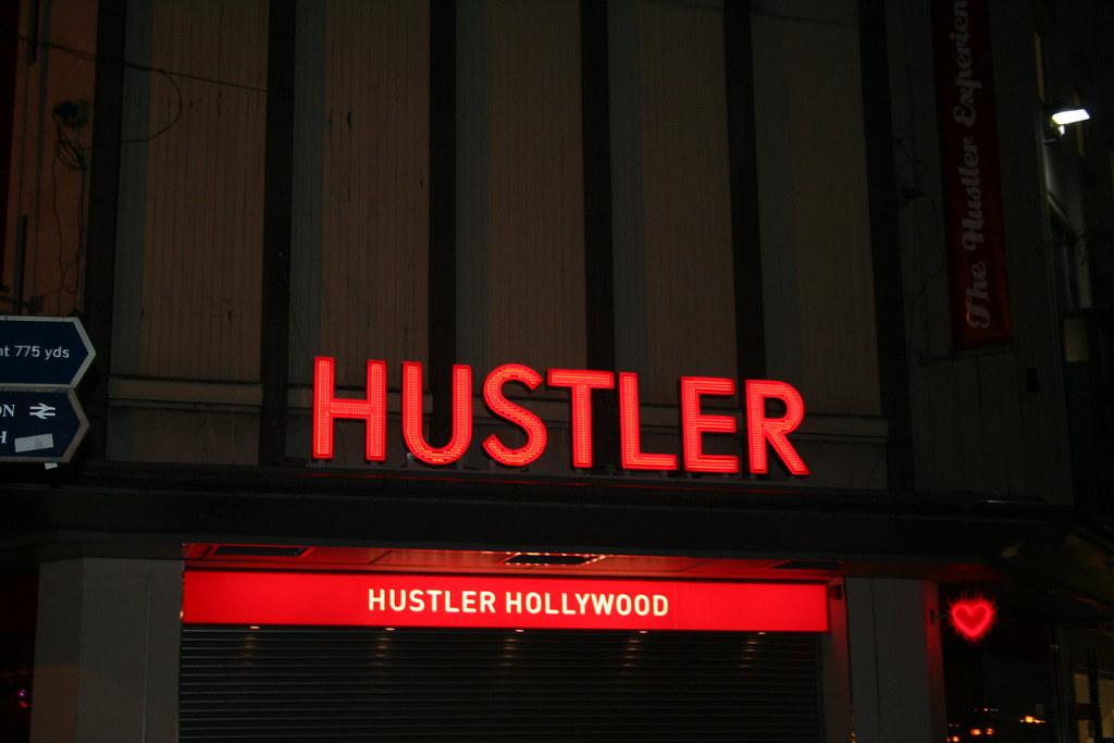 That hollywood hustler birmingham opposite. think, that