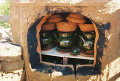 146 - Senor Guilln's new kiln (kerryi) Tags: mexico michoacan tzintzuntzan