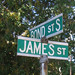 James Bond Street