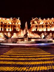 Rome again? (Piazza della Repubblica, Rome)