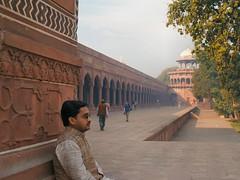 P1010533 (Sam's Exotic Travels) Tags: india sam taj mahal agra sams travelphotos samsays samsexotictravelphotos exotictravelphotos samsayscom