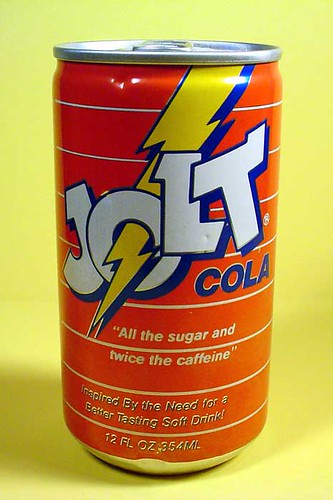 1980's Jolt Cola Can | Flickr - Photo Sharing!