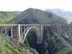 Build it strong... (sbisson) Tags: bridge architecture bigsur engineering highway1 curve californiacoast