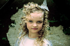 Girl 13 (rolands.lakis) Tags: people black girl face kids nice eyes child gothic latvia blond portret rolands lakis rolandslakis