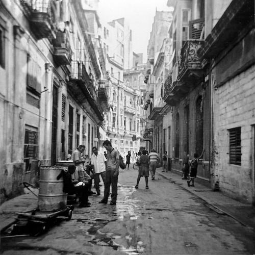 My most viewed shot on flickr. Holga 2005 Havana http://flic.kr/p/bcipQ