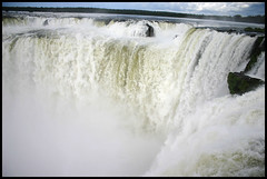 caida II (..fernando..) Tags: argentina landscape waterfall paisaje iguazu catarata misiones