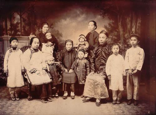 traditional  family
