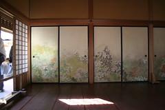 Room of Chrysanthemum (( I was ) Lost in Tokyo) Tags: park japan room koen mito chrysanthemum parc chrysantheme japon ibaraki kairakuen ibarakiken kobuntei