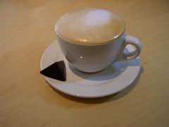 cappucino-chocolate2 (ck_arts) Tags: hot cup coffee milk drink sweet chocolate sugar capucino cappucino froth