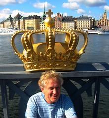 Stockholm castle (tonykerr) Tags: stockholm crown slott