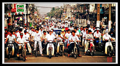 Vietnam (hk_traveller) Tags: life trip travel summer vacation color canon photo flickr traveller vietnam explore turbo motorcycle top500 turbophoto