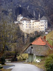 Postojnska jama (Predjama castle) (Thomas G. from U.) Tags: march spring roadtrip 2006 slovenia predjamacastle postojnskajama