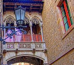 Barcelona - Carrer del Bisbe - by MorBCN