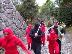 Ниндзя: таинственные воины родом из Японии