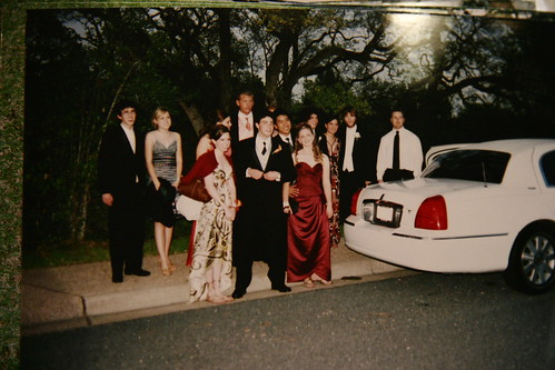 Gettinginto Limo.