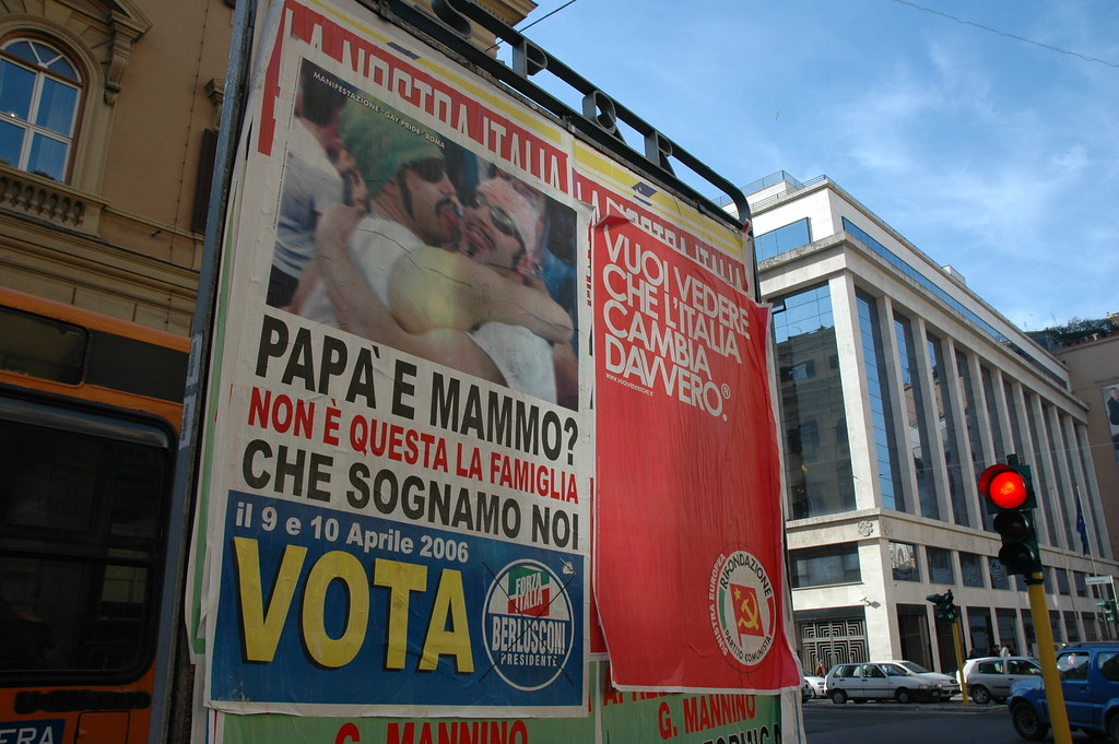 Homophobia in Italy