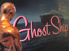 Faux-Oscar considers 'Ghost Ship' (ashleigh44) Tags: celebrity pose movie toy toys actionfigure gold star golden oscar ship ghost fame fake award hollywood movies academyawards bmovie ghostship