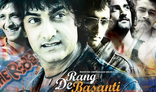 Rang De Basanti (2006) - Aamir Khan, Om Puri, Soha Khan, Waheeda Rehman