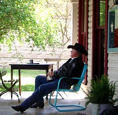 lone star cowboy - by nuanc