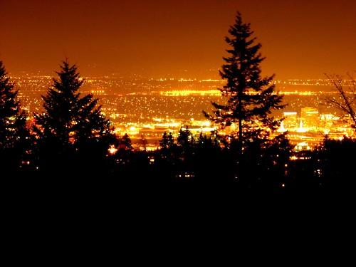 Portland On Fire