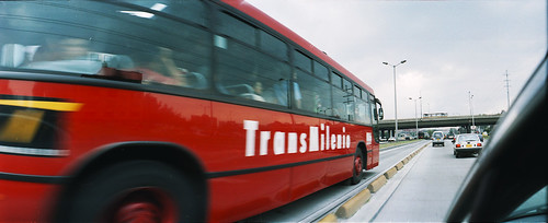 Transmilenio. Photo by sicoactiva