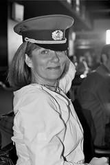 Achtung! (CAZASCO / Benoît Ferradini) Tags: blackandwhite bw film vancouver bc noiretblanc tmax vandigicam seawallrunner cazasco ferradini portraitthrowdown2