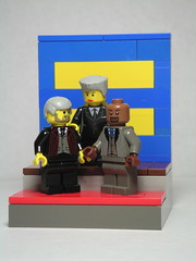 I Do (Dunechaser) Tags: wedding lego hrc glbt agitprop minifig minifigs civilrights equalrights  gaywedding samesexmarriage humanrightscampaign   legovignette