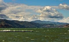 Danube / Dunav (mardukkk) Tags: serbia romania danube irogngate dunav erdap donau doana dunay dunaj duna dunrea dunaja river europe nikoneurope poriledefier eisernestor djerdap clouds