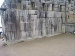 Machu Picchu; ruins 2