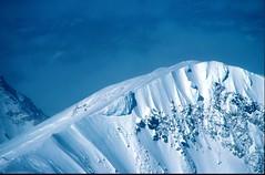 Climbers Near Denali Peak
