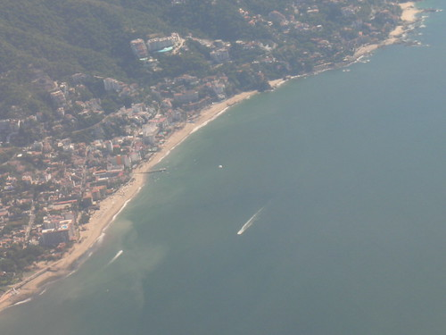 115 Puerto Vallarta from the sky