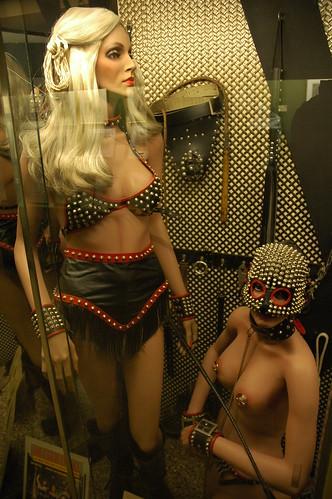Sex Museum. Amsterdam