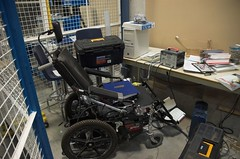DILO December 21 - Wheelchair for Automation Applied Project (Computer Science Geek) Tags: dilo dilodec05 wintersolstice dilodec21 dayinthelifeof peterborough ontario canada adayinthelife bigcalm