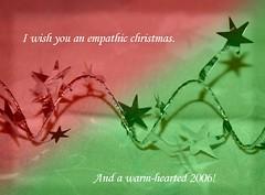 Christmas greeting (smiling_da_vinci) Tags: christmas greeting card stars table carf childrenatriskfoundation streetkids aid help merrychristmas