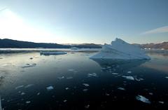 Red Fjord / Rypefjord / Eielson gletsjer/ 70°3...