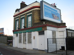 The Queen Vic, A12 (LoopZilla) Tags: london beer pubs eastlondon deadpubssociety pubads deadpubs