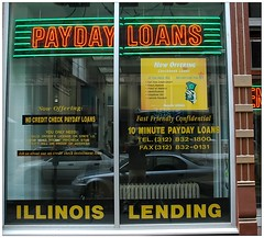 PayDay Loans by swanksalot at Flickr!