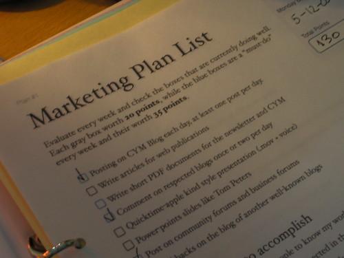 outline of marketing plan pdf