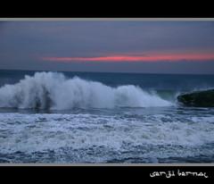 Les dents de la mar (Sergi Bernal) Tags: mar mediterrnia mediterraneo barcelona catalunya premia vilassar masnou aigua platja albada alba sol amanecer sergi bernal